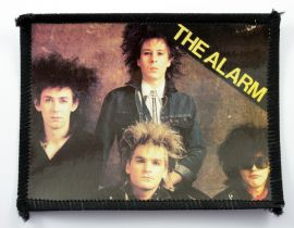 The Alarm - 'Group' Photo Patch